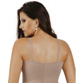 Cinta Modeladora Yoga Busto Pré com Recorte   3016