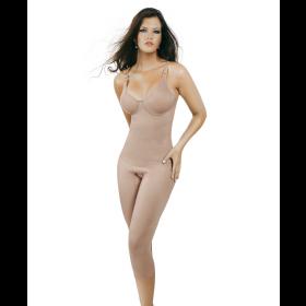 Cinta Modeladora Yoga Busto Pré com Recorte | 3016