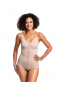 Modelador Yoga Soft Aberto na Frente Busto Pré Moldado