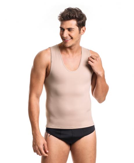 Camiseta Masculina Yoga Com Reforço nas Costas