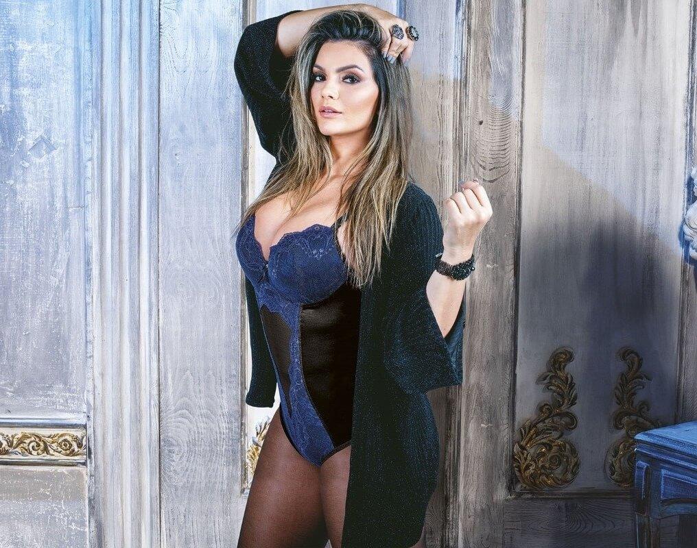 Lingerie Modeladora Kelly